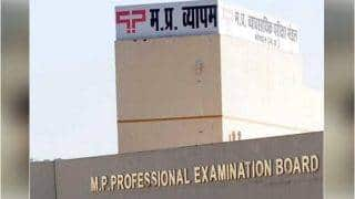 Vyapam Scam: CBI Names Former MP Minister, 94 Others in Its Chargesheet