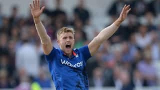 West Indies vs England:  English pacer David Willey out of West Indies tour