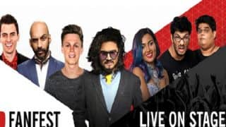 Youtube FanFest India 2017 in Mumbai: No Superwoman this time? Complete lineup and other details!