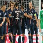 League 1: Toulouse hold PSG, Saint-Etienne lose in French league
