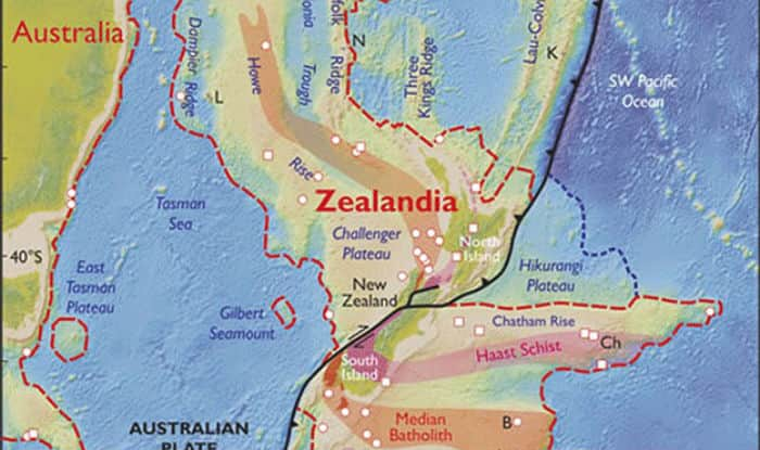 Zealandia is earths eighth new continent scientists discover zealandia gumiabroncs Choice Image