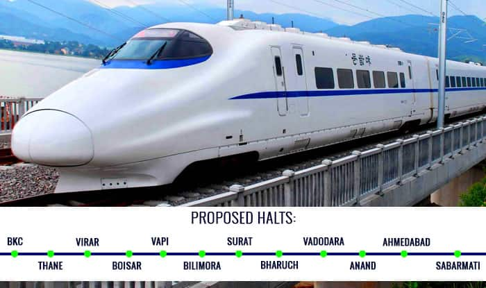Work for India's first bullet train route begins; all you need to know about first undersea bullet train corridorWork for India's first bullet train route begins; all you need to know about first undersea bullet train corridor