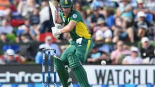 AB de Villiers' thunderous 176 boosts South Africa to 353 for 6 against Bangladesh in 2nd ODI