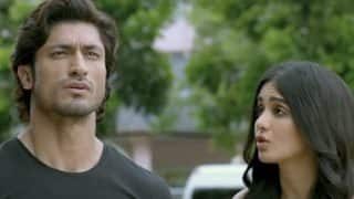 Commando 2 actor Vidyut Jamwal claims his co star Adah Sharma is NOT talented and so she isn't getting films- Watch EXCLUSIVE interview