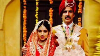 Akshay Kumar shares amazing picture with Bhumi Pednekar after Toilet: Ek Prem Katha wrap up!