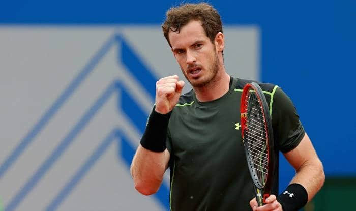 Murray defeats Kuznetsov in the first round of French Open