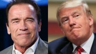 Arnold Schwarzenegger suggests switching jobs with President Donald Trump! Watch video