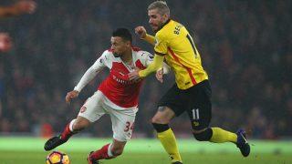 Arsenal vs Watford: Arsene Wenger stumped as Watford beat Gunners