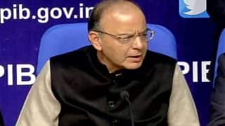 Budget 2017: Announced scheme to cleanse political funding and to make economy clean and transparent, says Arun Jaitley