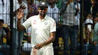 Ravichandran Ashwin records 250 Test wickets, says enjoying the purple patch
