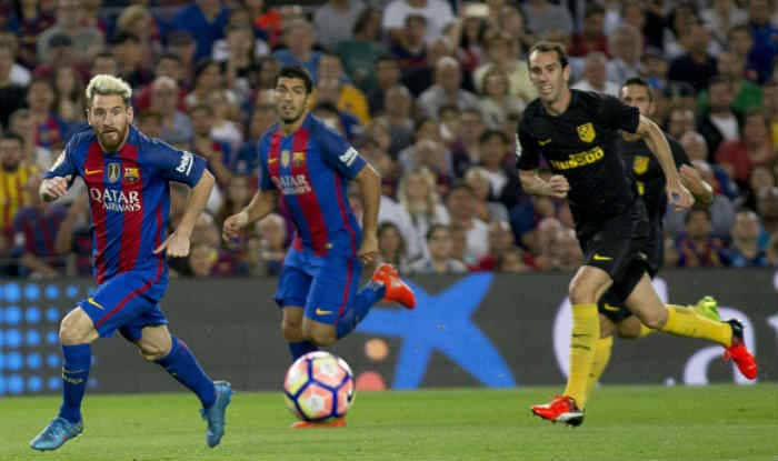 Barcelona vs Atletico Madrid LIVE commentary: Catch live online