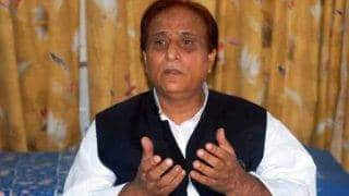 Azam Khan Does it Again, Tells BJP MP in Chair, 'Aap Mujhe Itni Achchhi Lagti Hain...'