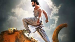 Baahubali: The Conclusion poster: Prabhas gifts his fans a powerful glimpse into his film on MahaShivaratri!