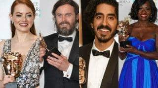 BAFTA Awards 2017 Winners Announced: See full list of Winners at 70th British Academy Film Awards show
