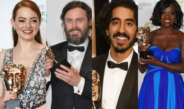 Bafta Awards 2017 Winners Announced See Full List Of Winners At 70th British Academy Film Awards Show India Com