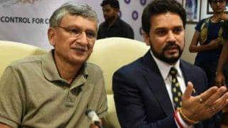 BCCI administrators sack officials appointed by Anurag Thakur, Ajay Shirke