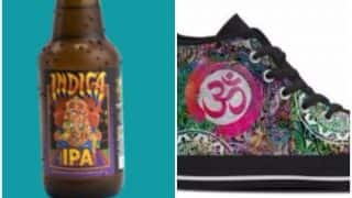 Ganesha on beer bottles, Om on shoes: US-based online retailers face flak for hurting religious sentiments, complaint filed