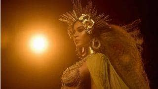 Grammy Awards 2017: Beyonce stuns with her Golden Goddess look! View Pics!