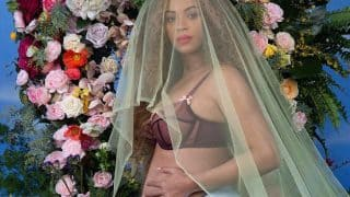 Pregnant and proud! Beyonce looks like a baller bohemian QUEEN in this glorious photo shoot (See picture)