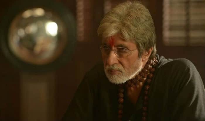 Amitabh is 'Angrier than Ever' in