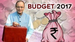 Union Budget 2017: 10 highlights from Finance Minister Arun Jaitley's Budget Speech in Parliment