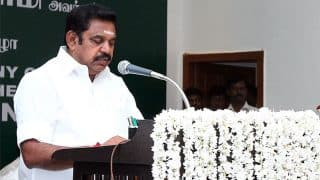 Tamil Nadu Chief Minister E Palaniswamy announces shutting down of 500 liquor stores