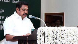 तमिलनाडु के सीएम ने कहा- करूणानिधि कुछ नहीं कर पाए तो स्टालिन क्या कर लेंगे