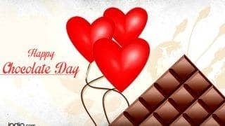 Chocolate Day 2017 Wishes: Happy Chocolate Day Quotes, SMS, Facebook Status & WhatsApp Messages to share on this Chocolate Day