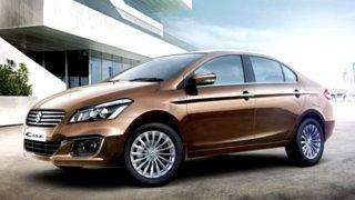 Maruti Suzuki Ciaz SHVS & Ertiga SHVS Smart Hybrid clocks over one lakh sales