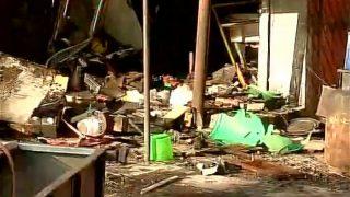 Delhi: Two firemen killed in LPG cylinder blast in Vikaspuri