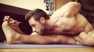 Forget yoginis, these 10 photos of yogi David will give you major fitness goals!