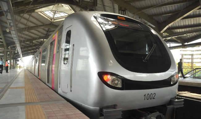 Delhi Metro's Blue line falters again