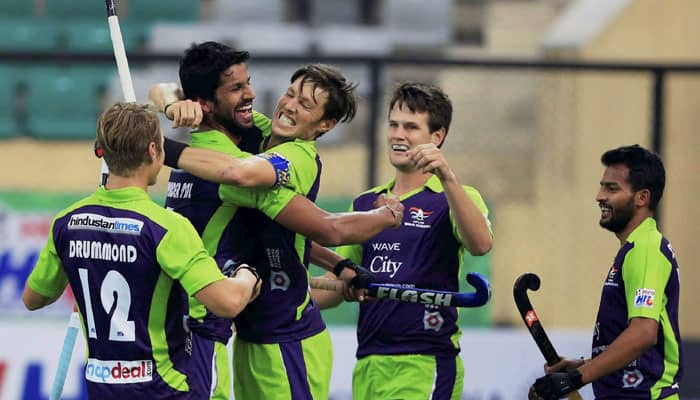 Delhi Waveriders thrash Punjab warriors 6-1