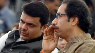 बीजेपी सांसद का बड़ा दावा- शिवसेना के 45 MLAभाजपा से हाथ मिलाने को तैयार, कर रहे हैं फोन