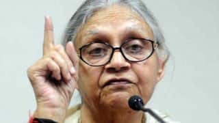 Rahul is still not mature, please give him time: Sheila Dikshit | राहुल अभी मैच्योर नहीं, प्लीज उन्हें और वक्त दोः शीला दीक्षित