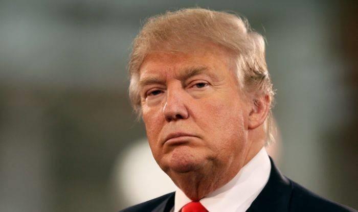 File image of Donald Trump
