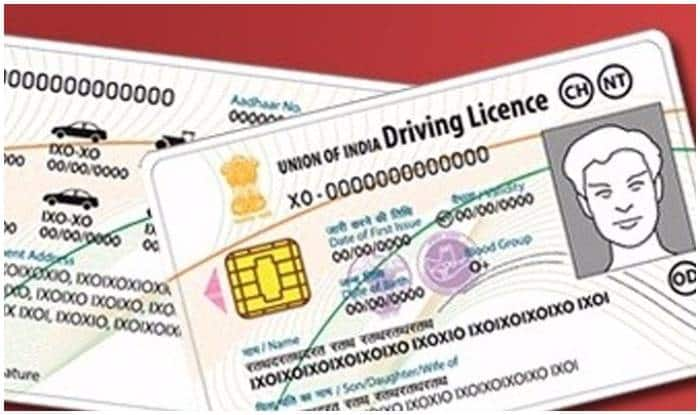 Getting driving license in Delhi