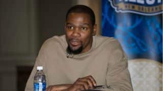 NBA and Golden State Warriors Superstar Kevin Durant to visit India