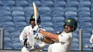 India VsAustralia 2017 1stTest Day 1, Video Highlights: Mitchell Starc's cameo helps visitors recover after Umesh Yadav's four-wicket haul