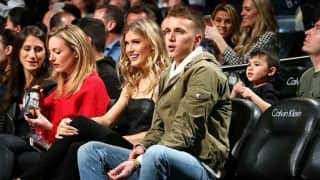 Tennis ace Eugenie Bouchard keeps promise, goes on date with fan after losing bet
