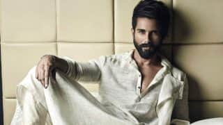 Teaser Of Shahid Kapoor's Next To Be Launched On Diwali