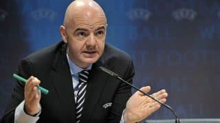 FIFA president Gianni Infantino allays fears of violence in Russia World Cup 2018