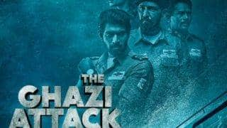The Ghazi Attack quick movie review: Rana Daggubati and Taapsee Pannu's war-at-sea drama is quite engaging