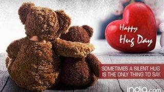 Happy Hug Day 2019: Best Quotes, SMS, Facebook Status And WhatsApp Messages For Your Loved Ones