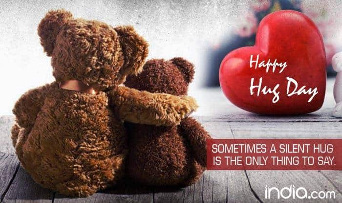 Happy Hug Day 2019 Best Quotes SMS Facebook Status And