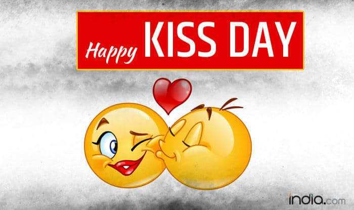 Image result for happy kiss day