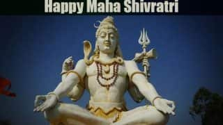 Happy Maha Shivratri 2019 Wishes: अपने दोस्तों को हिंदी में भेजें ये Quotes, SMS और GIFs, दें महाशिवरात्रि की शुभकामनाएं