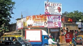 BMC elections 2017: Bombay High Court asks civic officials to remove all illegal hoardings before civic polls
