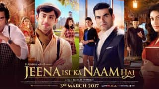 Jeena Isi Ka Naam Hai poster: Arbaaz Khan-Prem Chopra starrer looks like a fun-filled drama
