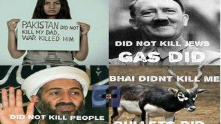 Gurmehar Kaur trolled by Yogeshwar Dutt, compared with Osama bin Laden